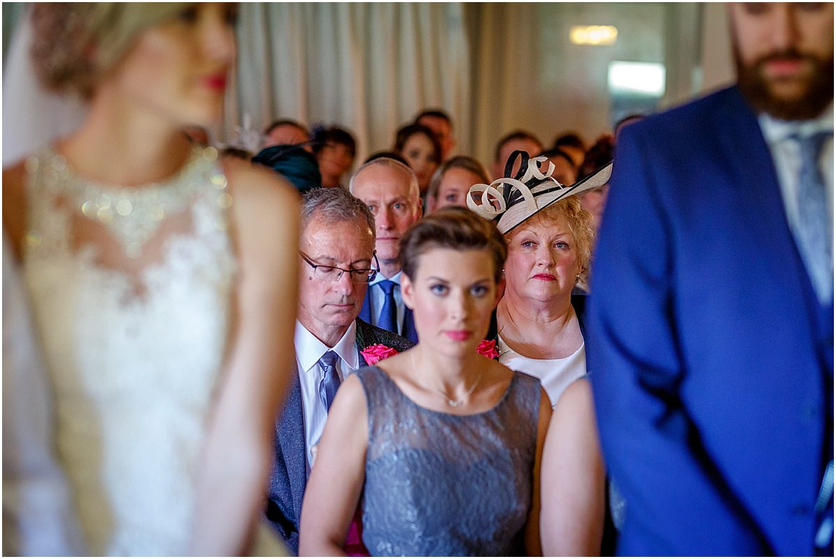Southdowns Manor Wedding Photography brides parents